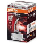 Osram Lâmpada Xenarc Night Breaker Unlimited 35W 85V PK32d-2 D1S - 66140XNB