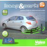 Valeo Kit Sensores Estacionamento Traseiro Beep & Park N3