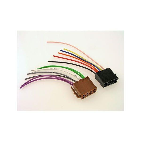 LK Conector Autorrádio ISO Universal Lk04620