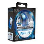 Philips 2x Lâmpadas ColorVision Blue H7
