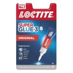 Loctite Super Cola 3 Original 3g