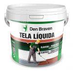 Den Braven Tela Liquida Impermeabilizante Branca 21kg - 72 7003 ST4BR