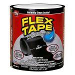 Flex Tape Fita Cola Preta Super Resistente