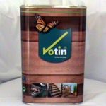 Votin Diluente Sintetico 0,25lt 3824 - 1370020012
