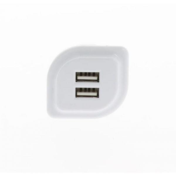 Aprestos Ficha AP1 Com 2 Tom. USB Luminoso Marfim