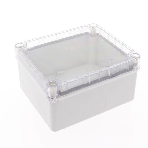 Aprestos Caixa Derivação Estanque T/Transparente 160x135x83mm - 2253043F10