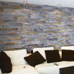 Verniprens Revestimento de Pedra Natural Varadero Cinza 0.5M² - 14611674