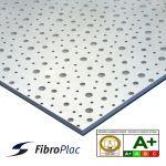 Falper Placa de Gesso Perfurada Fibroplac Acústica BA13 8/15/20R 2000MM - 19960801