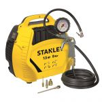 Stanley Compressor sem Óleo 1.5HP 8 Bar - 81902300