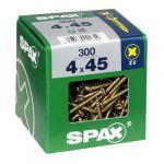 Spax 300 Parafusos 4X45MM - 14677551