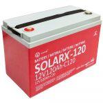 Xunzel Bateria Solar Solarx 120AH-12V - 15276212