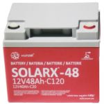 Xunzel Bateria Solar Solarx 44AH 12V - 15276184