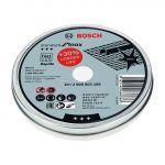 Bosch 10 Discos de Corte para Amoladora 115 Mm para Metais Inox - 2608603254