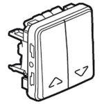 Legrand Interruptor Estores Plexo - 069538