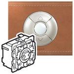 Legrand Interruptor Duplo para Comando de Estores Celiane - 067601