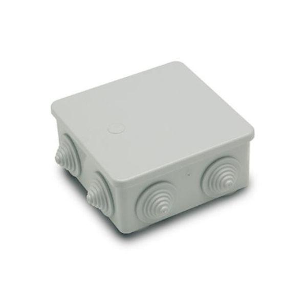 Famatel Caixa Impermeável 100X100X45 com Cone 3003 - 909413003