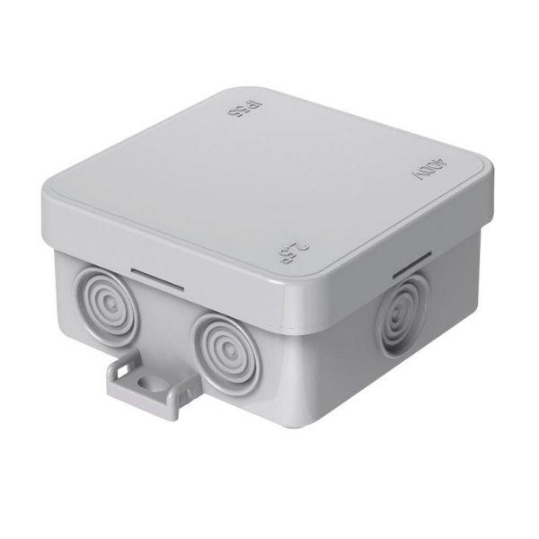 Famatel Mini Caixa de Junção Impermeável IP65 75X75 - 881021939