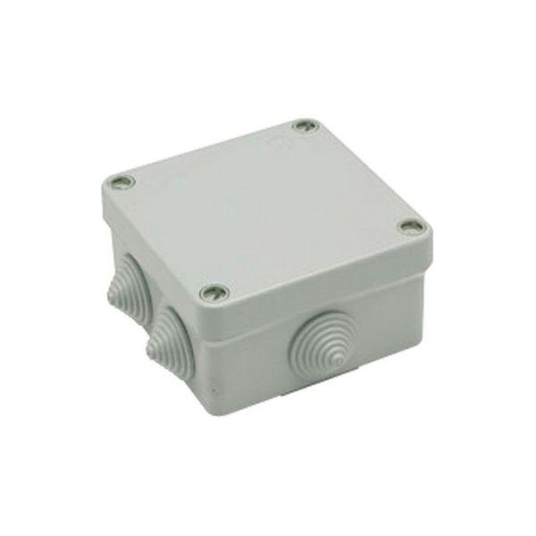 Famatel Caixa de Junção Impermeável 100X100X55 Tubo - 881021935