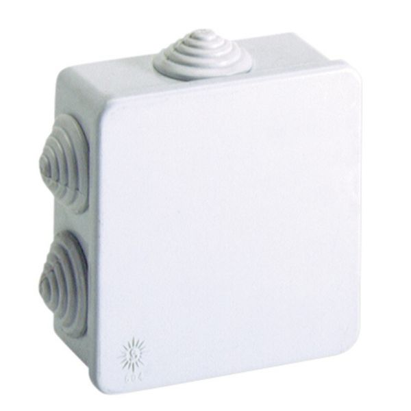 Famatel Caixa Impermeável 100X100 Cones 20MM. - 881009476