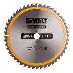 DeWALT Lâmina serra circular 250x30mm40DATB+10º DT1957-QZ