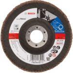 Bosch Disco Lixa Lamelas 125mm Bosch Tamanho: GR 120 - 1230140103