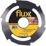 Flux Disco Corte Madeira Dentado - 1230140175