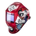 Stamos Máscara de Soldar Série Professional - Pokerface