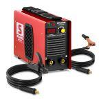 Stamos Máquina de Soldar Elétrodos 200 a Hot Start Mostrador led - S-MMA-200PI.2