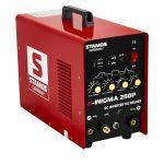 Stamos Máquina de Soldar Tig 250 a 230 V Impulsos - S-WIGMA 250P