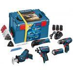 Bosch Pack 5 Máquinas 12V