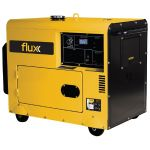 Flux Gerador Diesel 406cc 5,0kva - 1200050005