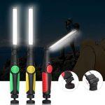 Lanterna LED Multiúsos Recarregável - 068-488:06928