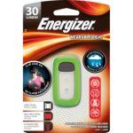 "Energizer Lanterna LED Wearable Light ""Clip and Go, Resistente al Agua, 30 lúmenes, 2 pilhas CR2032 - E301422000"
