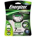 Energizer - Lanterna Faro Frontal LED USB Recargable 400 lúmenes - E301528201
