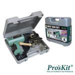 Pro's Kit Pistola De Ar Quente 1500w C/ Mala