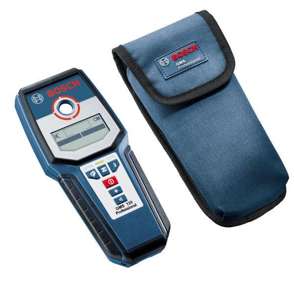 Bosch Detetor de Metais GMS 120 - 0601081000