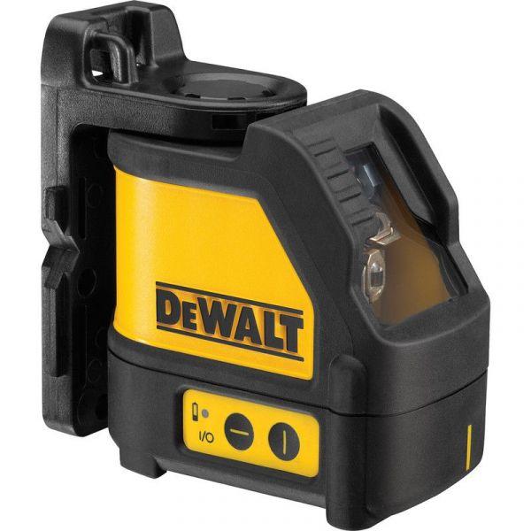 DeWALT Nível laser autonivelante de 2 linhas em cruz DW088K