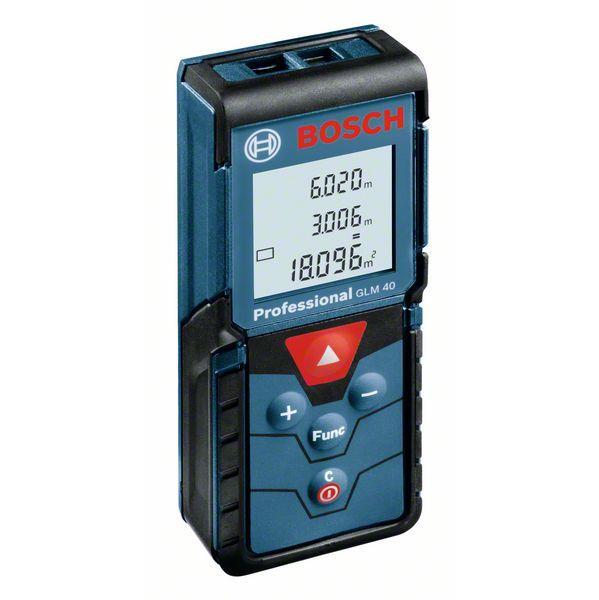 Bosch Medidor de Distâncias Laser GLM 40 Professional - 0601072900
