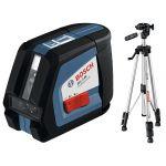 Bosch Nível Laser de linha 50m GLL 2-50 + BT 150 Professional - 0601063105
