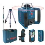 Bosch Nível Laser Rotação GRL 300 HV Set