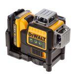 DeWALT Laser Autonivelante 3X360º DCE089D1G-QW