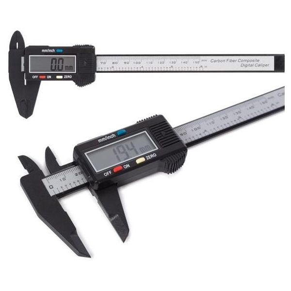 Toolland Paquimetro Digital 0 ~ 150mm - 3472bp