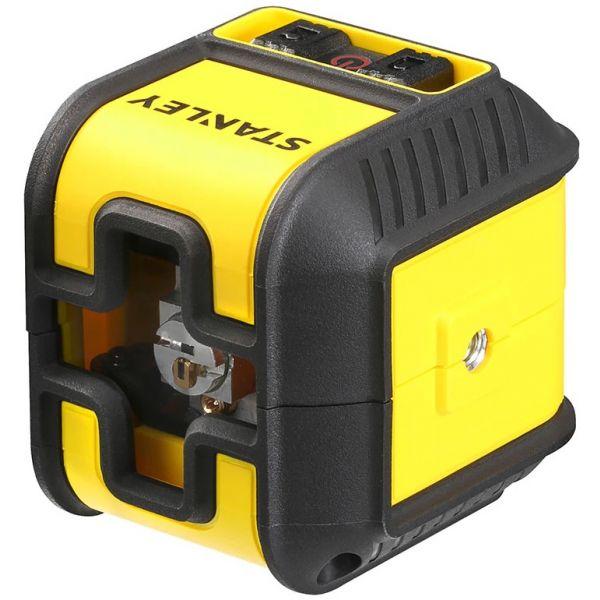 Stanley Nível Laser Cruz Cubix STHT77498-1