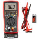 Nimo Multímetro Digital c/ Testador de Redes - MUL030