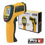 Prok Termómetro Por Ir Digital C/ Laser - TDIR530A