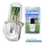 GRUNDIG Termómetro Digital Exterior - 51011