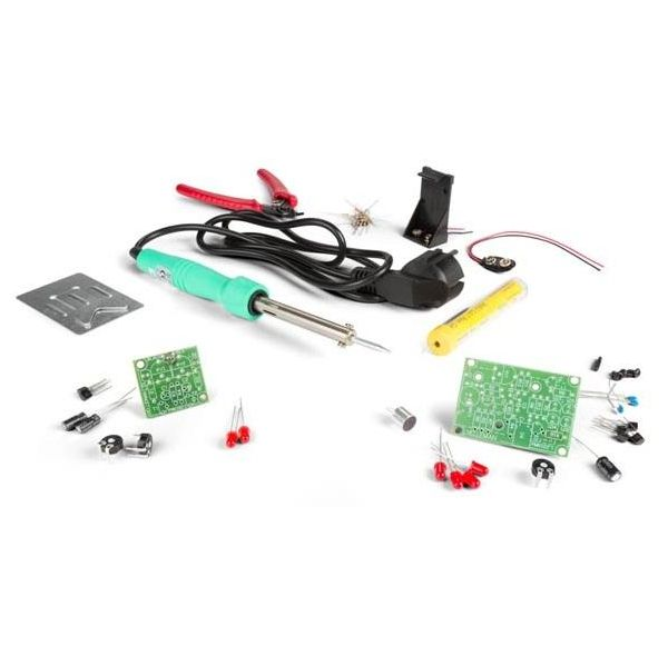 Velleman Kit de Soldadura para Iniciantes VTSC30N1 SOLDERDISP MK1