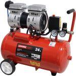Mader Compressor-MPT-24L 0.75HP Silencioso