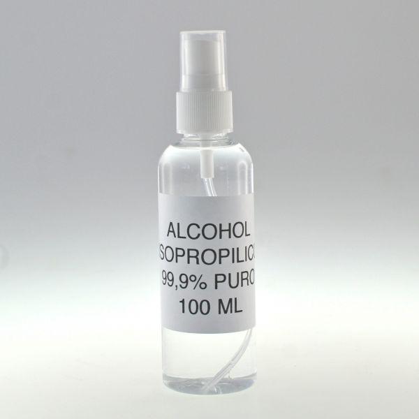 Satkit 100 Mlgarrafa de Álcool Isopropilico