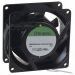 Sunon Ventoinha 12VDC 80x80x25mm - BLS12/80SU